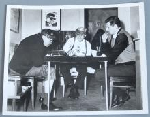 1960s Photo of World's Oldest Poker Player in Reno