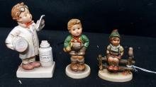 M.J. Hummel Boy Figurines