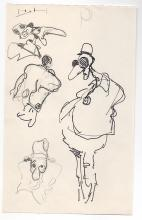 Ralph Bakshi Drawing