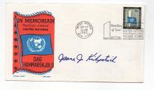 Jeane J. Kirkpatrick (1926-2006) American ambassador