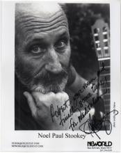 Noel Paul Stookey (b. 1937) singer-songwriter