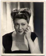 Fay Bainter (1893-1968) American film and stage actress