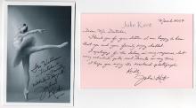 [BALLET] Julie Kent