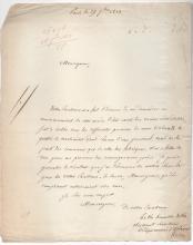 [FRANCE] Jacques Raillon (1762-1835) Bishop of Orleans
