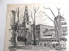 Richard Carle - Boston Scene