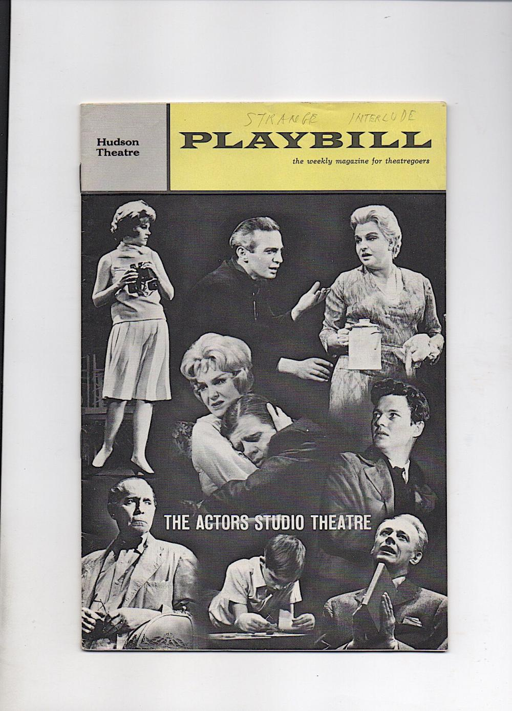 Starring Ben Gazzara, Pat Hingle, Geraldine Page, Franchot Tone