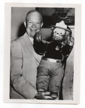 Eisenhower by Al Muto