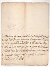 [FRANCE] Louis d Argouhes, Marquis de Ranes (1669-1748)