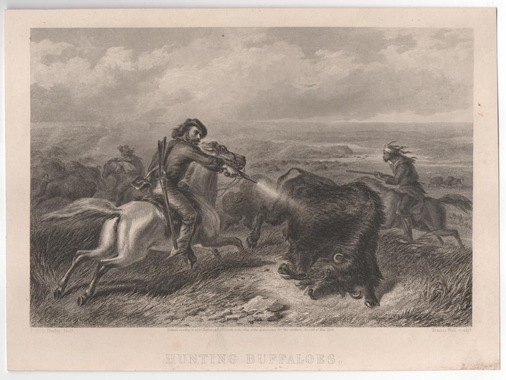 Francis Holl (1815-1884) English engraver
