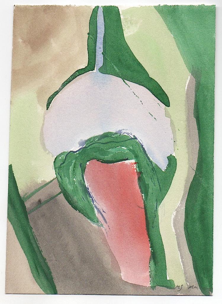 SLOTNICK - Maine Artist #4225