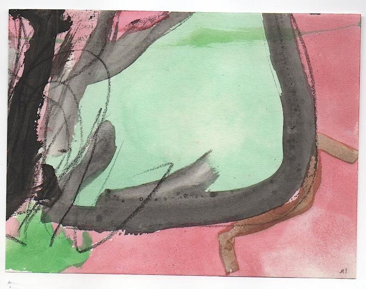 SLOTNICK - Maine Artist #4180