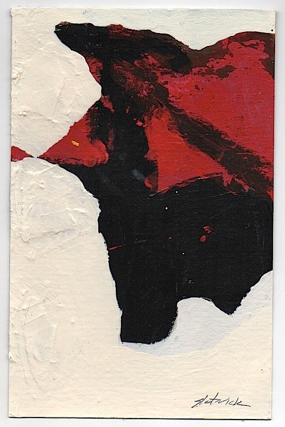 SLOTNICK - Maine Artist #4150