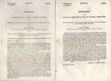 1840 Florida Territory