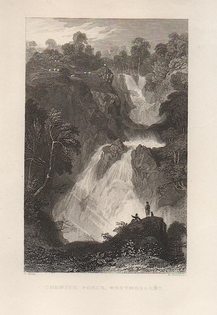 Antique Print: WESTMORLAND