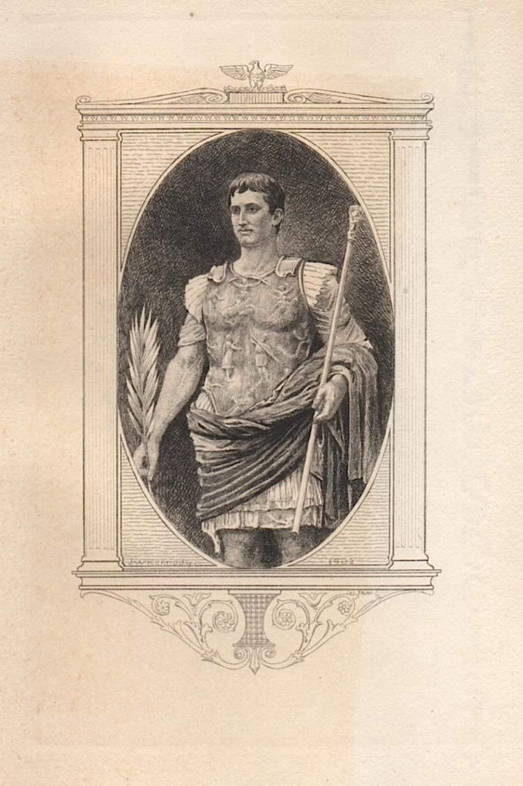 Fagan Portrait of Augustus