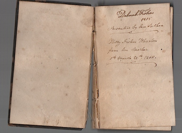 Rare Early Social Reformer Autograph