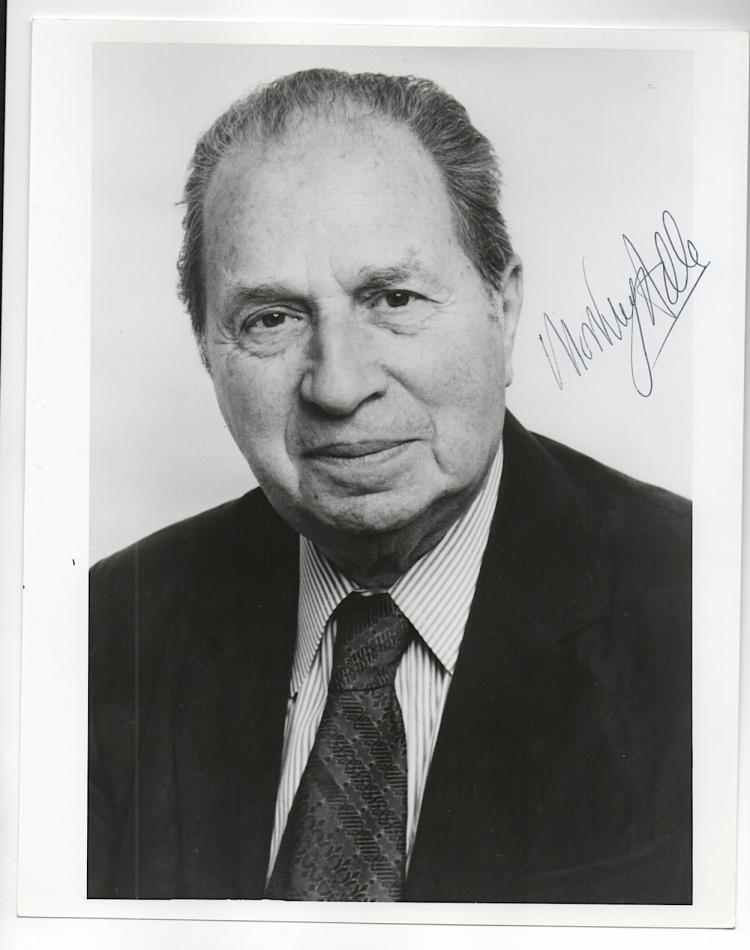 Mortimer J. Adler (1902-2001)  American philosopher