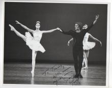Suzanne Farrell - Ballerina