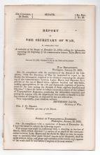 JEFFERSON DAVIS 1855