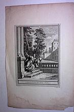 Pierre-Etienne MOITTE (1722-1780) French Engraver