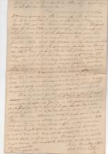 Early Kentucky Pioneer Document