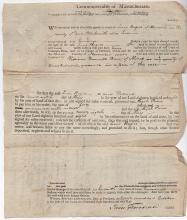 Samuel Freeman (1743-1831) prominent citizen of