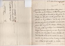 France - 1776  livestock were seized by soldiers