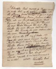 1803 Murder in Pioneer Kentucky - Ben Helm