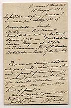Edward Hawke Locker (1777 -1849) English watercolourist