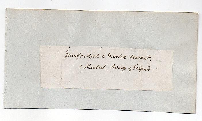 [CARDINAL] Herbert Alfred Henry Vaughan (1832–1903)