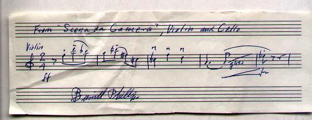Burrill Phillips (1907-1988) American composer