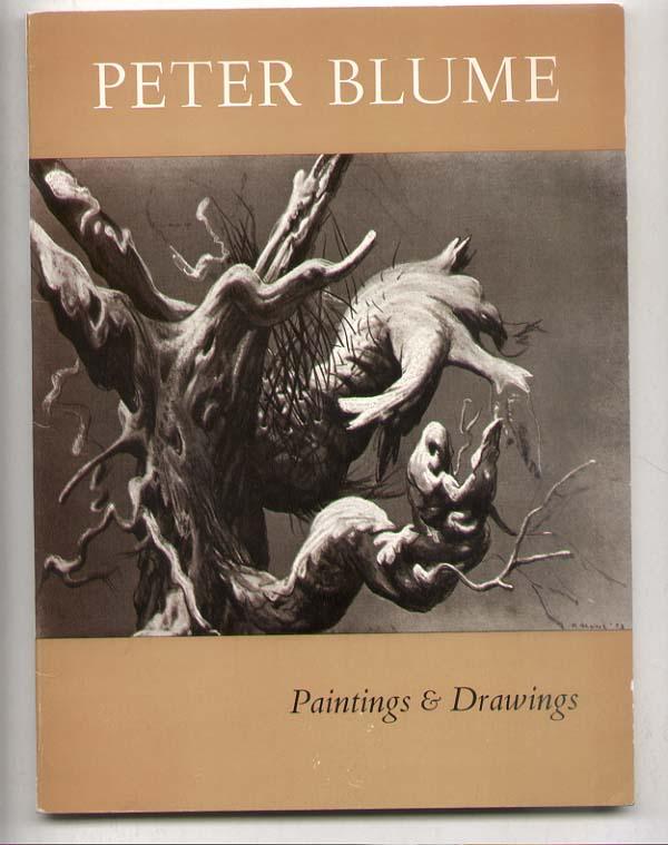 Peter Blume [1906-1992] American artist