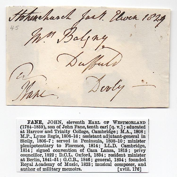 Aide-de-camp to the Duke of Wellington