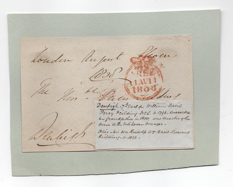 7th Earl of Denbigh (1796-1865)