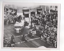 San Francisco Parade for General MacArthur