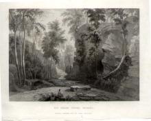 Big Snake Creek, Indiana 1850
