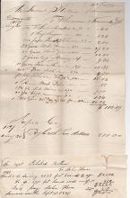 [ROLLINS FAMILY]  NEW HAMPSHIRE Documents