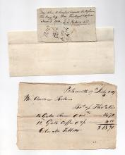 ROLLINS FAMILY DOCUMENTS - New Hampshire