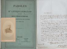 Felix Dupanloup  (1802-1878) French ecclesiastic