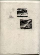 Rare Sketches by Carroll Thayer Berry