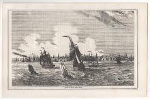 New York City Harbor 1848