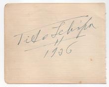 [OPERA] Tito Schipa (1888-1965)  Italian tenore
