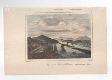 Early View of the Hudson River1834