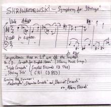 Stanislaw Skrowaczewski (1923-2017) classical conductor