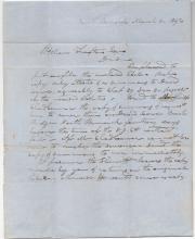 William Allen Hayes (1783-1851) Noted Maine judge