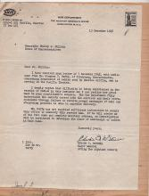 [WW II] Edawrd F. Witsell (1891-1969) Major General US Army