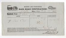 Boston and Worcester Rail Road Corp., 1846