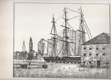 Boston Harbor - Carle