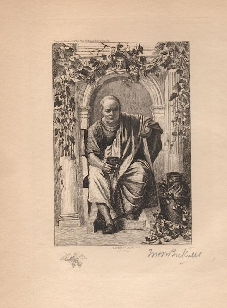Bicknell etching