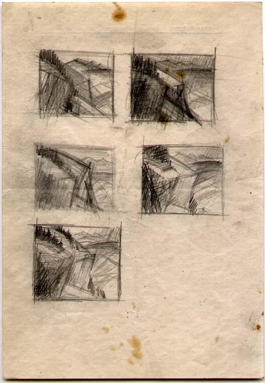 CARROLL THAYER BERRY (1886-1978) Maine artist